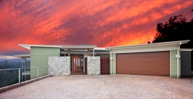 It's all about lifestyle & location. Set high on five acres that boasts spectacular valley and mountain views, this impeccable home offers space, style and a relaxed family lifestyle